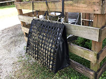 How choose a horse hay net ?